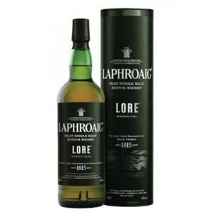 Laphroaig Lore Single Malt Scotch Whisky 700ml