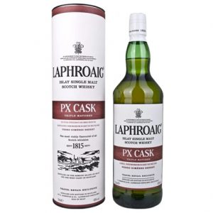 Laphroaig PX Cask Single Malt Scotch Whisky 1000ml