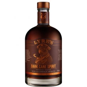 Lyre's Dark Cane Spirit 700ml