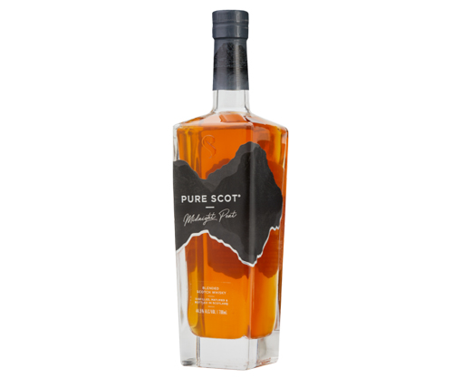 Pure Scot Midnight Peat Blended Scotch Whisky 700ml