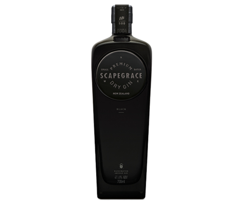 Scapegrace Black Gin 700ml