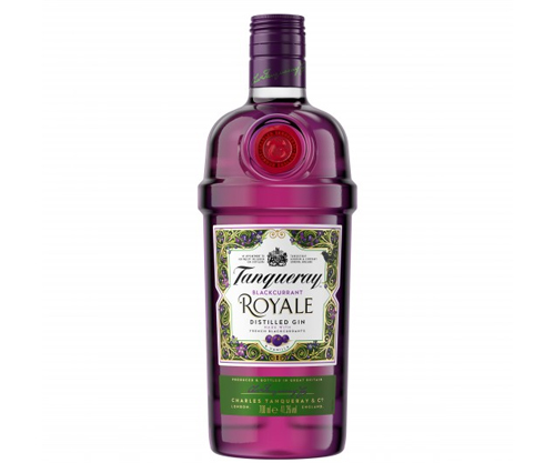Tanqueray Blackcurrent Royale Gin 700ml