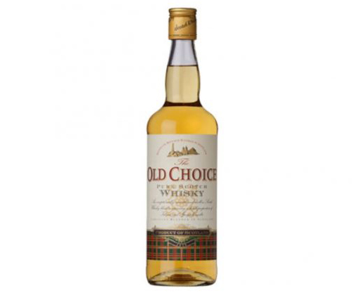 The Old Choice Blended Scotch Whisky 700ml