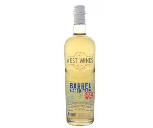 The West Winds Barrel Expedition Gin 700ml