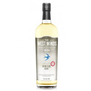 The West Winds Sur Lie Gin 700ml