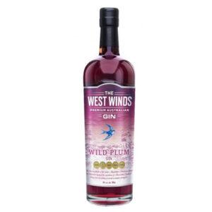 The West Winds Wild Plum Gin 700ml