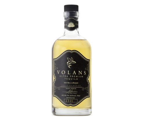 Volans Ultra Premium Tequila Extra Anejo 750ml