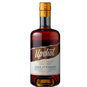 Whipper Snapper Upshot Cask Strength Australian Whiskey 700ml