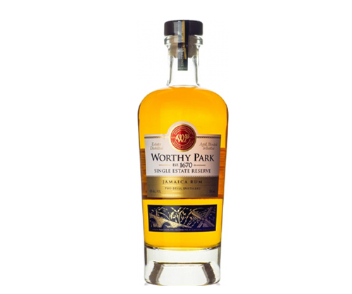 Worthy Park Single Estate Jamaica Rum 700ml
