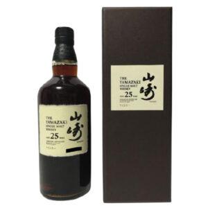 Yamazaki 25 Year Old Single Malt Whisky