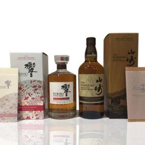 Yamazaki Limited Edition 2021 & Hibiki Blossom Harmony Limited Release 2021