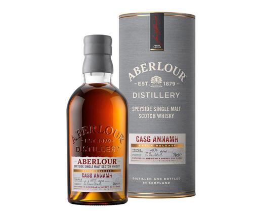 Aberlour Casg Annamh Batch 0003 Speyside Single Malt Scotch Whisky 700ml
