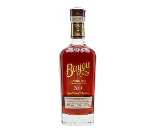 Bayou Rum Mardi Gras Edition 700ml