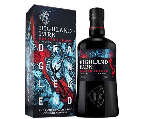 Highland Park Dragon Legend Single Malt Scotch Whisky 700ml