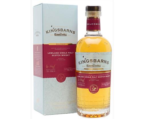 Kingsbarns Balcomie Single Malt Scotch Whisky 700ml