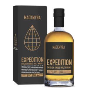 Mackmyra Expedition Single Malt Swedish Whisky 700ml