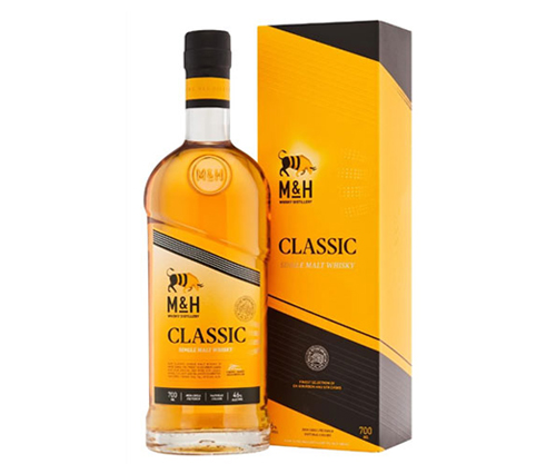 Milk & Honey Classic Single Malt Israeli Whisky 700ml