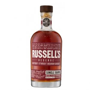Russell's Reserve Single Barrel Bourbon 750ml