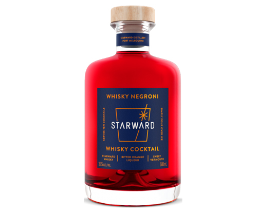 Starward Whisky Negroni 500ml