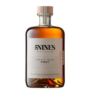 5Nines Vatted Cask VR001 Single Malt Australian Whisky 700ml