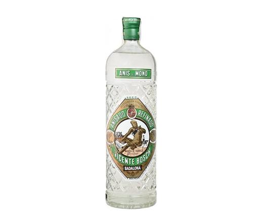 Anis Del Mono Dry Green 700ml