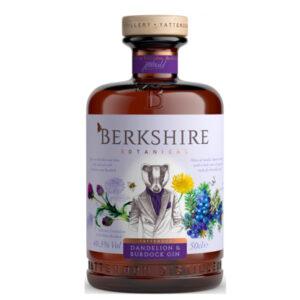 Berkshire Dandelion & Burdock Gin 500ml