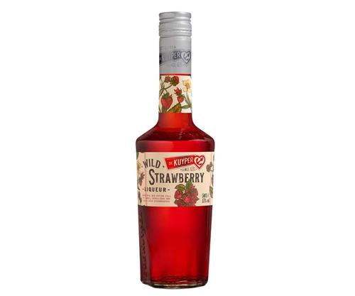 De Kuyper Liqueur Wild Strawberry 500ml