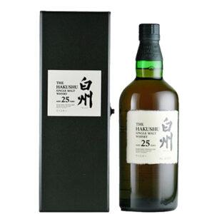 Hakushu 25 Year Old Single Malt Japanese Whisky 700ml