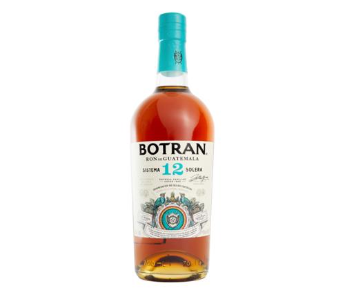 Ron Botran 12 Year Old Anejo Rum 700ml