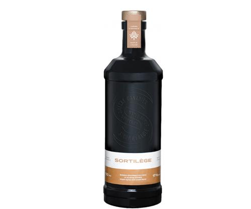 Sortilege Maple Cream Whisky Liqueur 750ml