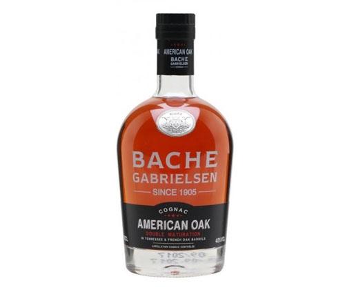 Bache Gabrielsen American Oak Cognac 700ml