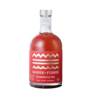 Dasher & Fisher Strawberry Gin 500ml