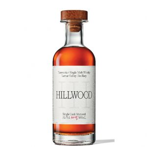 Hillwood Bourbon Cask Strength Single Malt Australian Whisky 500ml