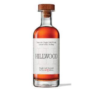 Hillwood Port Cask Cask Strength Single Malt Australian Whisky 500ml