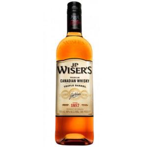 JP Wisers Triple Barrel Whisky 700ml