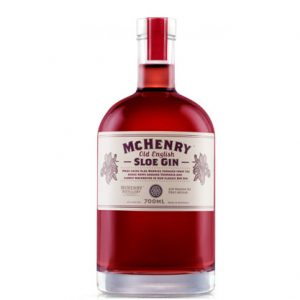 McHenry Distillery Old English Sloe Gin 700ml