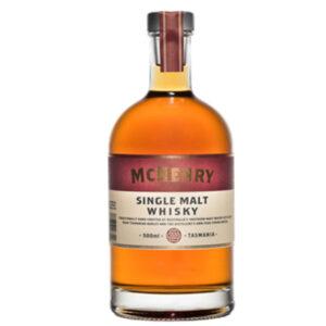 McHenry Distillery Single Malt Whisky 500ml