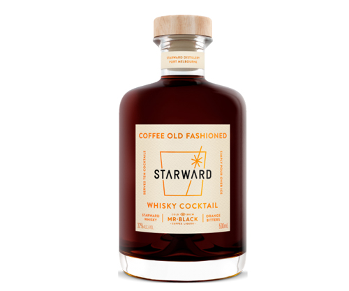 Starward Coffee Old Fashioned Whisky Cocktail 500ml