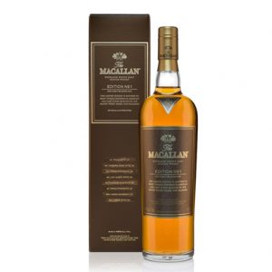 The Macallan Edition No 1 Single Malt Scotch Whisky 700ml
