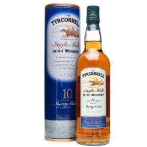 Tyrconnell Sherry Cask 10 Year Old Single Malt Irish Whiskey 700ml