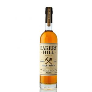 Bakery Hill Double Wood Cask Strength Single Malt Australian Whisky 500ml