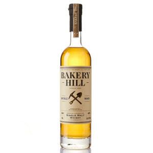 Bakery Hill Double Wood Single Malt Australian Whisky 500ml