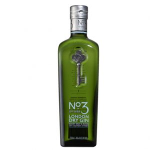 Berry Bros & Rudd No 3 London Dry Gin 750ml