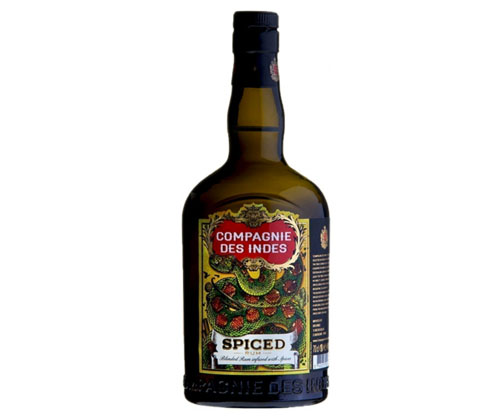 Compagnie Des Indes Spiced Rum 700ml