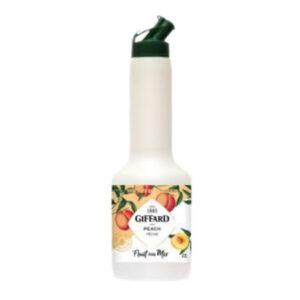 Giffard Peach Fruit Puree 1Lt