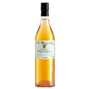 G.E. Massenez Pain d'Epices (Gingerbread) Liqueur 700ml