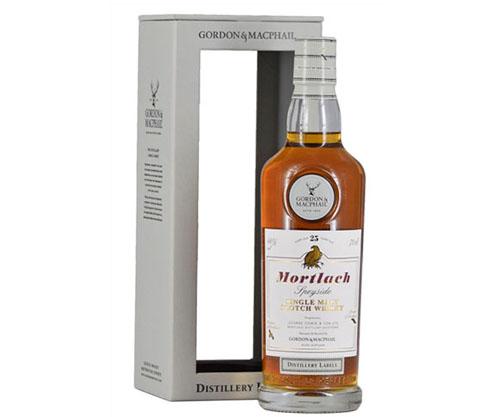 Gordon & Macphail Distillery Labels Mortlach 25 Year Old Single Malt Scotch Whisky 700ml