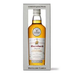 Gordon & Macphail Mortlach 15 Year Old Scotch Whisky 700ml