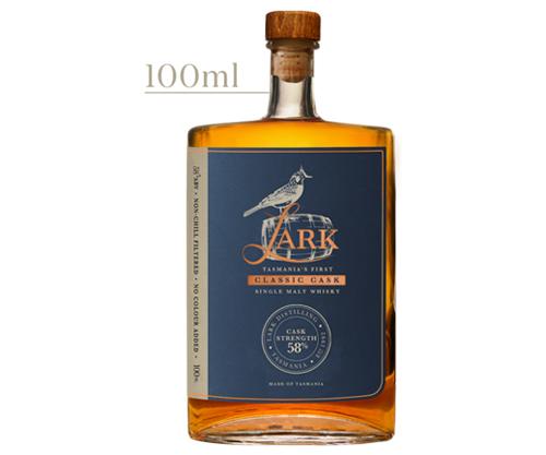 Lark Distillery Cask Strength Whisky 100ml