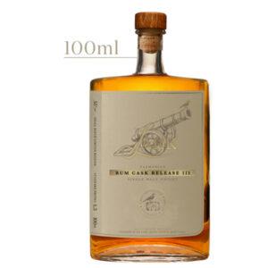 Lark Distillery Rum Cask III Whisky Boxed 100ml